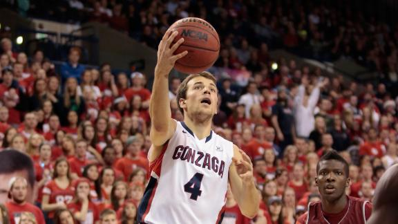 Gonzaga Tops New Mexico State