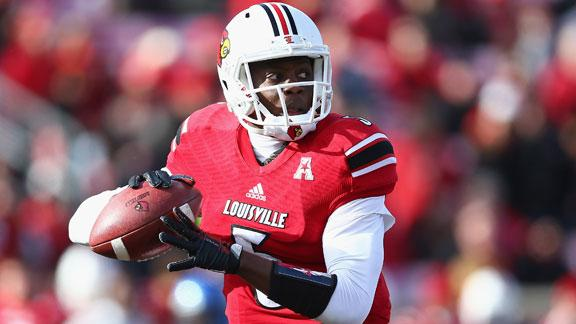 Bridgewater 'undecided' about entering NFL