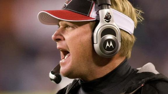 Gruden will remain at ESPN through 2014