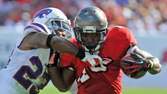 Video - Rainey, Bucs Run Over Bills