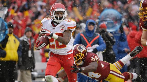 Chiefs Crush Redskins