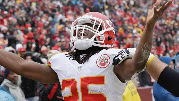 Sunday Blitz: Chiefs-Redskins Recap