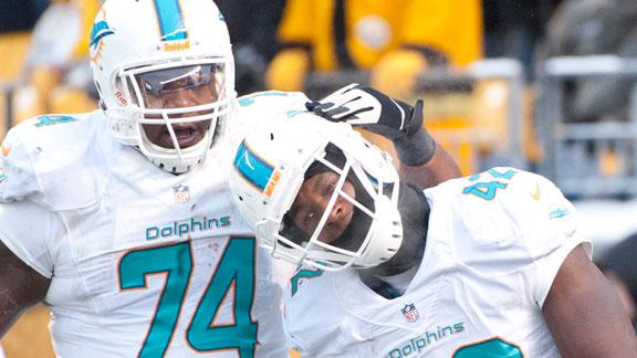 Sunday Blitz: Dolphins-Steelers Recap