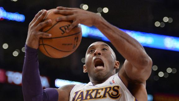 5-on-5:Assessing Kobe's return to action