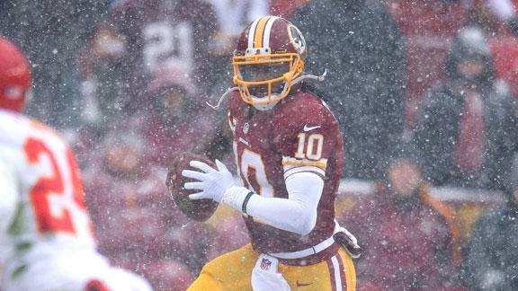 Source: Snyder won't intervene with RG III