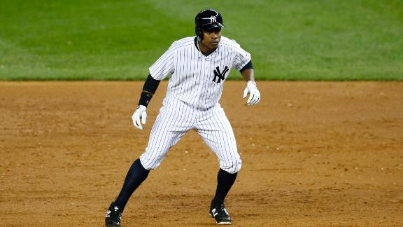 Granderson, Mets finalize four-year deal