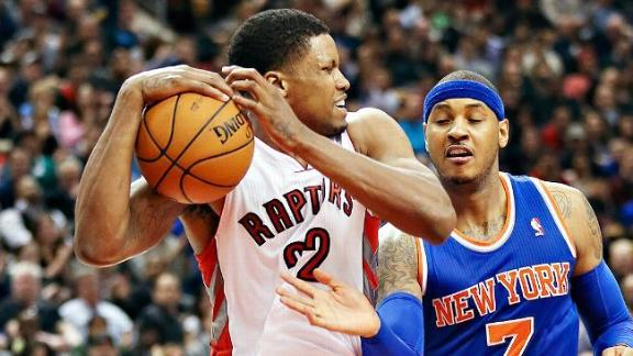 Toronto Raptors, Sacramento Kings agree on Rudy Gay trade