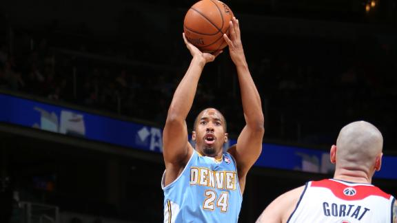 Video - Nuggets Sneak Past Wizards