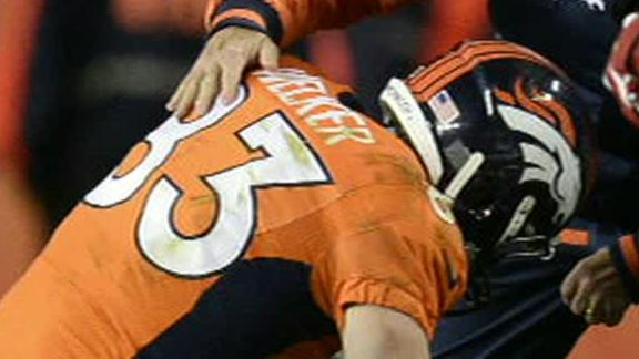 Welker will be monitored after 2nd concussion