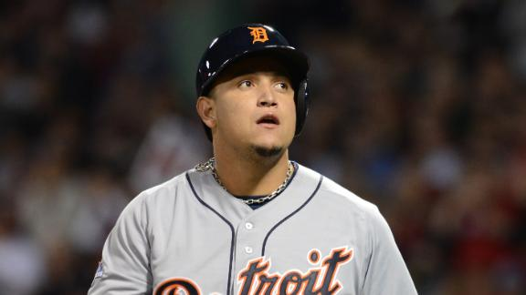 Cabrera On Target For Spring Training