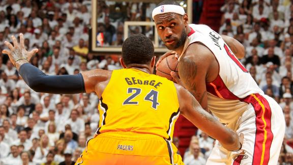Heat-Pacers Renew Rivalry
