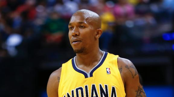 Video - David West On Beating The Heat