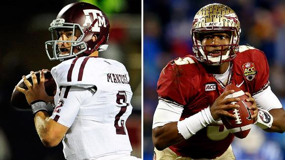 Better Freshman Season: Manziel Or Winston?