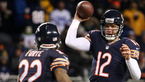 Chicago Bears need to keep riding this offense