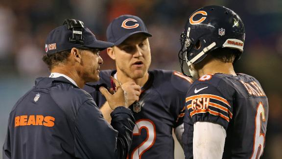 Video - Bears QB Controversy?