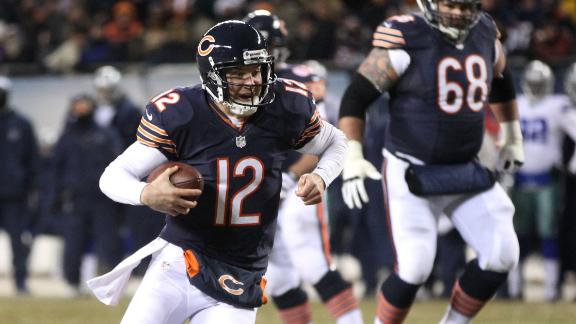 Video - Bears Wrap: QB Controversy After McCown's Big Night?