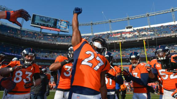 Sources: Broncos' Welker out vs. Chargers