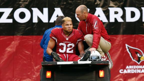 Mathieu prepared for long road to recovery