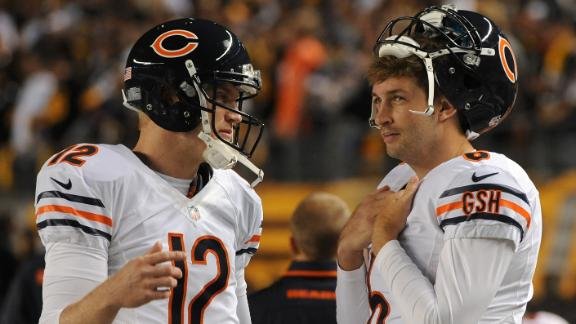 Video - Cutler Remains Bears' Starting QB