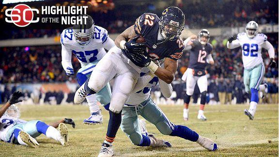 Bears Crush Cowboys