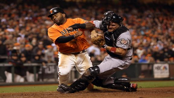 Collisions At Home Plate To Be Banned