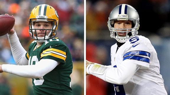 Double Coverage: Packers at Cowboys