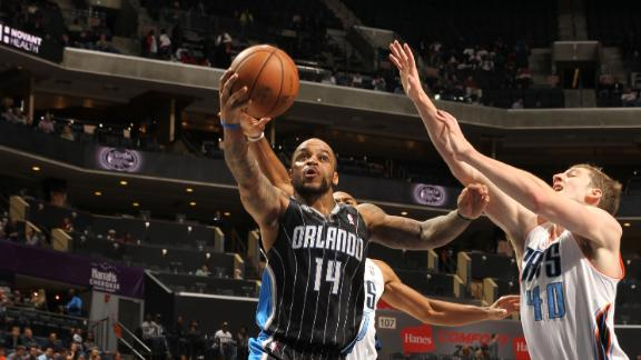 Magic Slip Past Bobcats