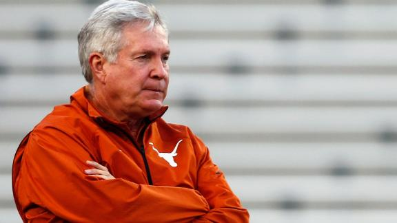 Mack Brown Poised To Step Down
