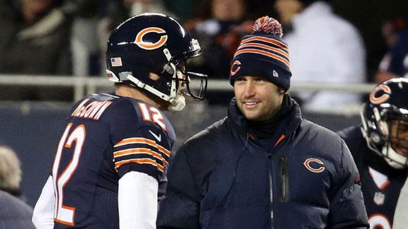 Video - Chicago Hot Button: Cutler or McCown?