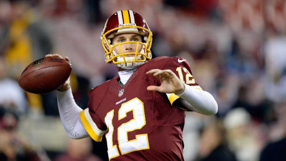 Kirk Cousins To Start