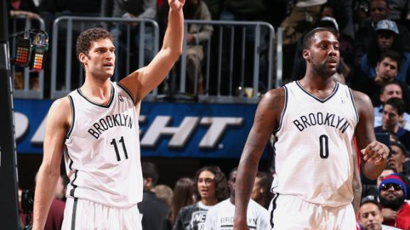 NBA: Brooklyn Nets showing signs of life
