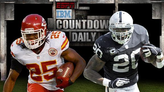 Inside Edge: Chiefs at Raiders