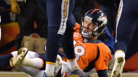 Rivers, Chargers hand Broncos rare home loss