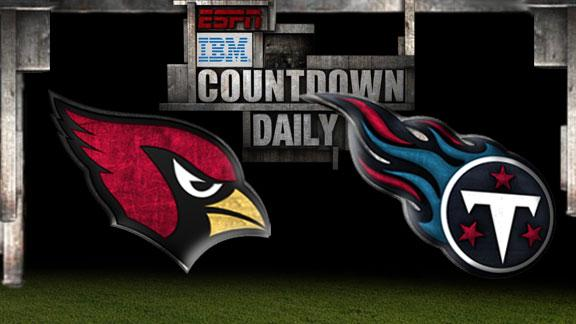 Video - Countdown Daily Prediction: ARI-TEN