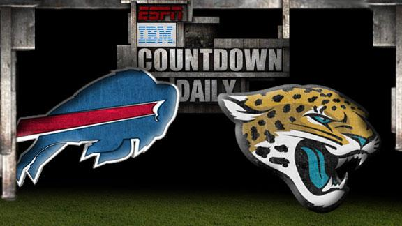 Video - Countdown Daily Prediction: BUF-JAC