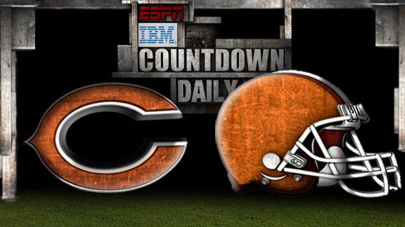 Video - Countdown Daily Prediction: CHI-CLE