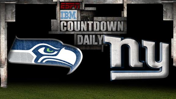Video - Countdown Daily Prediction: SEA-NYG