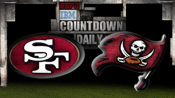 Video - Countdown Daily Prediction: SF-TB