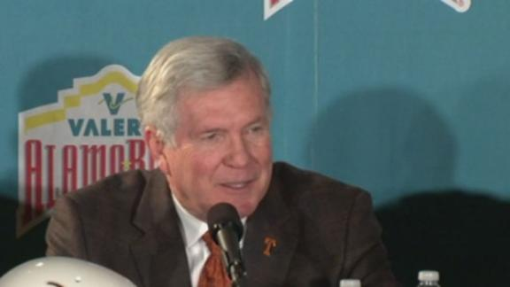 Mack Brown: Situation Hasn't Changed