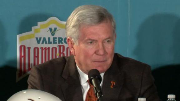 Nothing Has Changed For Mack Brown