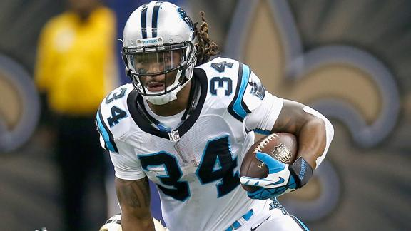 Fantasy: DeAngelo Williams