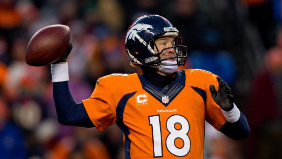 Keys To Peyton's Success This Season