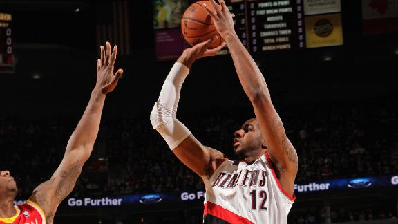 Aldridge, Blazers outduel Howard, Rockets