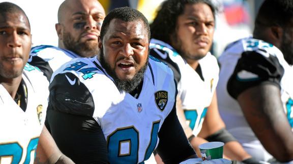 Broncos reach deal with ex-Jaguar Mincey