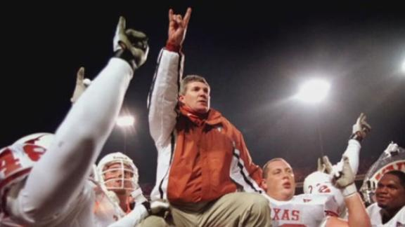 Mack Brown: A 16 Year Perspective