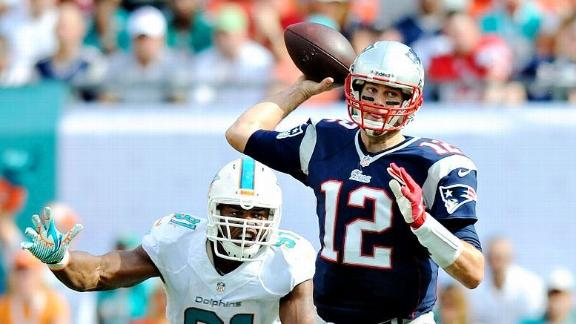 Brady: Pats' Margin Of Error Is Very Slim