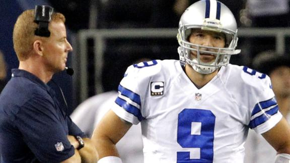 Jerry backs Romo: We have to 'take risks'