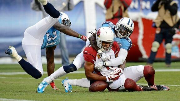 Video - Fitzgerald Injured In Cardinals' Win
