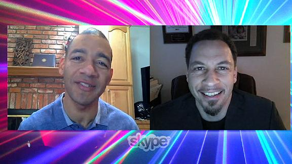 Video - Adventures with J.A. Adande: D Wight Howard