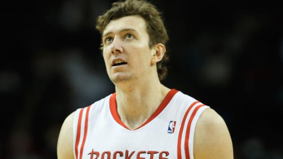 Sources: Rockets are on pace to trade Asik